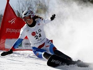 Россиянин Вайлд и швейцарка Куммер – победители австрийского этапа КМ в параллельном слаломе; Пеняк - 29-й - «Сноубординг»