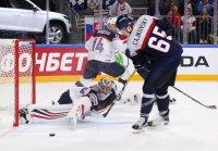ЧМ по хоккею-2017. Сборная США разгромила команду Словакии - «Хоккей»