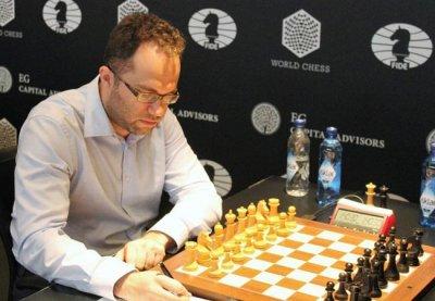 Эльянов победил в седьмом туре Салеха на этапе Гран-при FIDE в Женеве - «Шахматы»