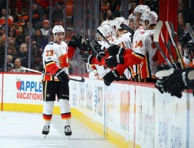 НХЛ. Монахан, Дюклер и Мэттюс – звезды игрового дня - «Хоккей»