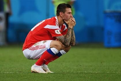 Черчесов объяснил провал Смолова на чемпионате мира - «Чемпионат Мира - 2018»