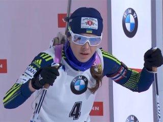 Юлия Джима – первой из украинок стартует в спринте на этапе Кубка мира в Канаде - «БИАТЛОН»
