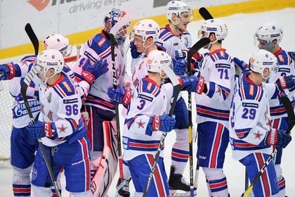 СКА посвятил женщинам победу над «Спартаком» - «Хоккей»