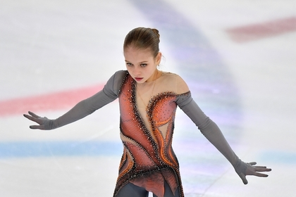 14-летняя чемпионка России рассказала о работе в группе Тутберидзе - «Зимние виды»