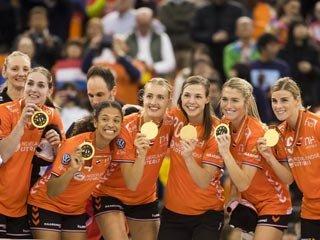Женская сборная Нидерландов по гандболу выиграла чемпионат мира