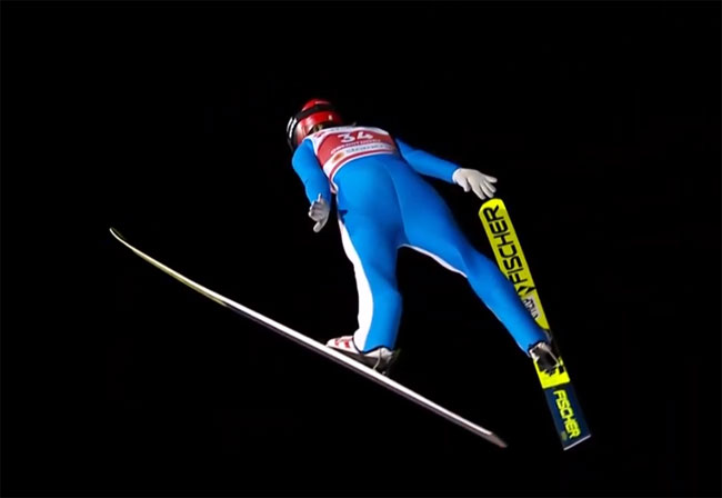 Норвежка Марен Лундбю – чемпионка мира в прыжках на лыжах с трамплина (+Видео) - «Прыжки»