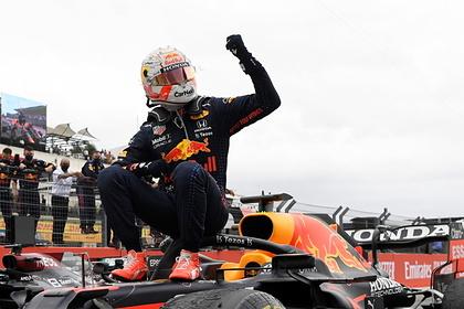 Ферстаппен выиграл первую в истории «Формулы-1» спринт-квалификацию - «Авто/Мото»