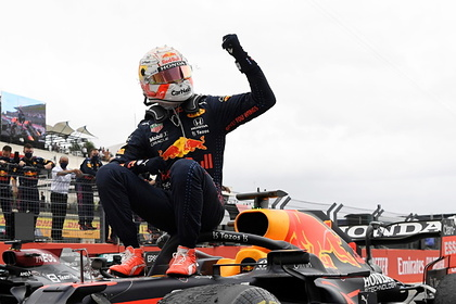 Ферстаппен выиграл пятую гонку «Формулы-1» в сезоне - «Авто/Мото»